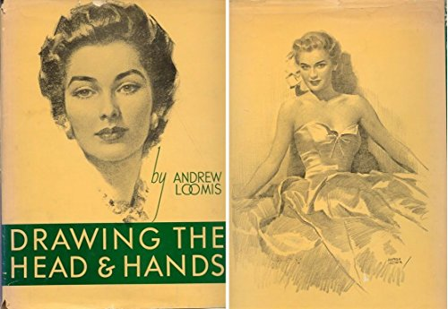 Drawing The Head Hands Ebook In Landscape Orientation Layout