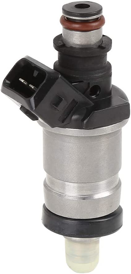 X AUTOHAUX Fuel Injector Nozzle for Yamaha 150 200 225 HP 2 Stroke 65L-13761-00-00