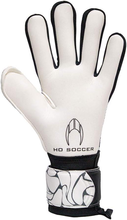 Kinder Unisex HO Soccer First Superlight White Legend Torwarthandschuhe Wei/ß//Schwarz