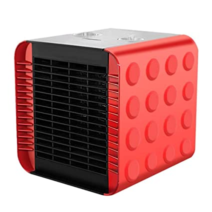 Ozktlife 750W/1500W 3-Velocidad Ajustable PTC Eléctrico Calentador Mini Hogar Energía-Ahorro