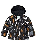 OAKI Children's Rain Jacket, Wildlife Tracker 3T Toddler