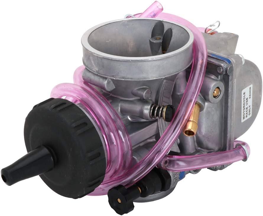 Fastpro Carburatore in Lega di Alluminio per Moto PWK 33 mm 34 mm 35 mm 36 mm 38 mm 40 mm 42 mm