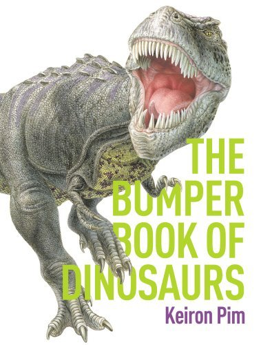 the bumper book of dinosaurs - 8