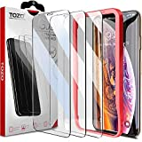 TORRAS [2-Pack] Screen Protector for iPhone XR...