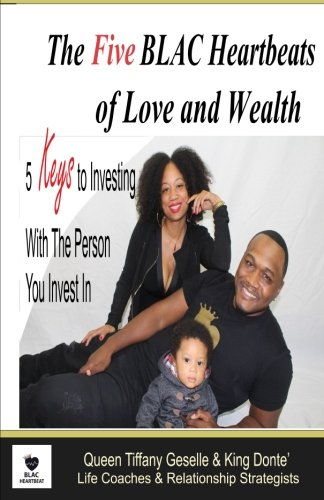 51ahgL0OQnL - The Five BLAC Heartbeats of Love and Wealth: Five Keys to Investing With the Person You Invest In
