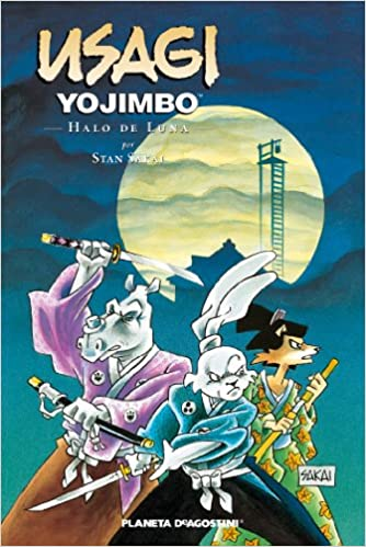 Usagi Yojimbo nº 16: Halo de luna Independientes USA: Amazon ...