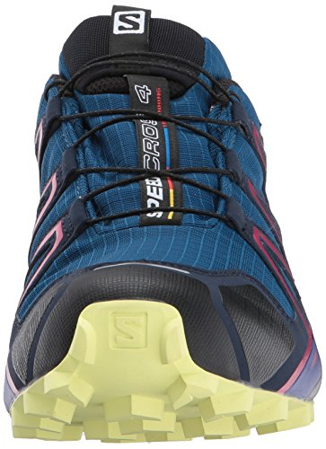 4 Sunny Pink GTX Lime Blau Salomon Speedcross Trailrunning Damen Poseidon Virtual Schuhe vUWqE64z