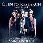 Olento Research Series Boxed Set: A Paranormal Science Fiction Thriller Hörbuch von Sarah Noffke Gesprochen von: Elizabeth Klett