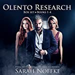 Olento Research Series Boxed Set: A Paranormal Science Fiction Thriller | Sarah Noffke