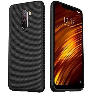 san francisco f1f31 d6c17 Xiaomi POCOPHONE F1 Dual SIM - 64GB, 6GB RAM, 4G LTE, Graphite Black ...