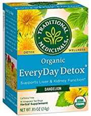 Traditional Medicinals Everyday Detox Dandelion, 24.09 g