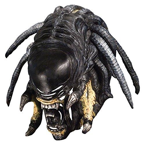 Predator-Alien Hybrid Deluxe Mask Costume Accessory ()
