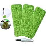 Floor Mop,Clean Mop,Floor Spray Mop,Water mop,360 Degree Microfiber Spray Mop Gift (Clean Gloves and Mop Cloth)
