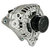 DB Electrical ABO0402 Alternator (For 2.5 2.5L Vw Volkswagen Jetta, Rabbit 2005-2009 Rabbitt)