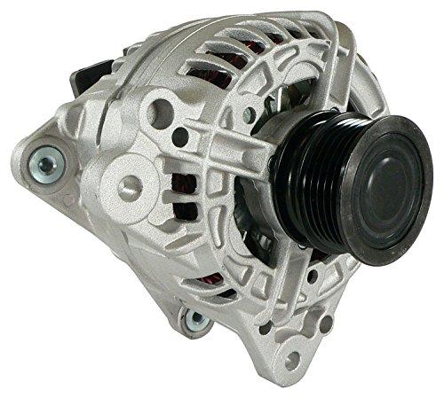DB Electrical ABO0402 New Alternator For 2.5L 2.5Vw Volkswagen Jetta, Rabbit 05 06 07 08 09 2005 2006 2007 2008 2009 0-124-525-062 0-124-525-102 07K-903-023A 23552 ()
