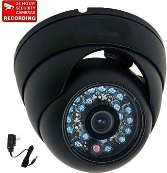 4 X CCD Security Surveillance Color Dome cctv Cameras