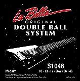 LaBella S1046 Stainless Steel Electric Guitar Strings, Medium