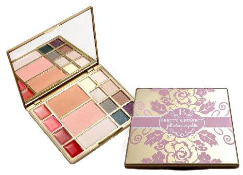 Bella Il Fiore Pretty & Perfect Full Color Face Pallette All Skin Tones