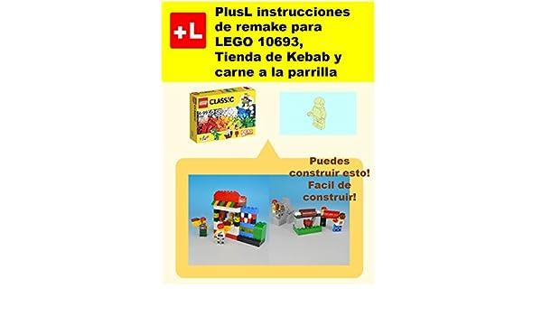 PlusL instrucciones de remake para LEGO 10693,Tienda de ...