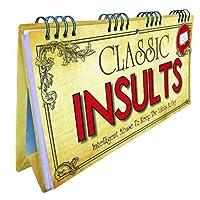 Classic Insults Flip Book: 1