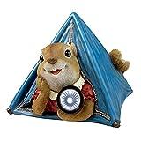 Design Toscano Camper Squirrel Solar Statue