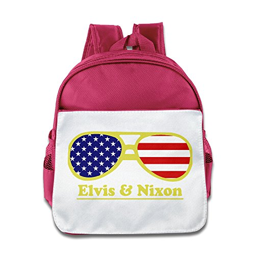 MoMo Unisex Elvis & Nixon Sunglasses Boy Girl School Backpack For Little - Sunglasses Clash