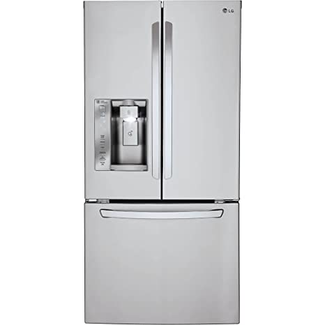 Amazon Lg Lfxs24623s 242 Cuft Ultra Capacity French Door