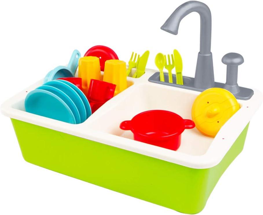 Colorbaby Fregadero con accesorios My Home Colors (49025)