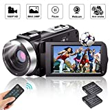 Camcorder 18X Digital Zoom Video Camera 1080P 30FPS Vlogging Camera Digital Camera