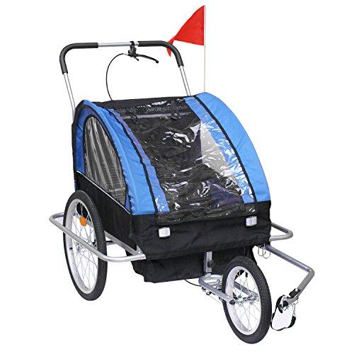 Trailer Bicycle Stroller Jogger Suspension