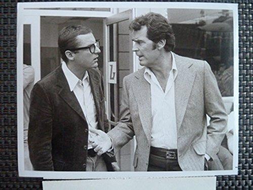 """THE ROCKFORD FILES"" Unique Still 1978 / James Garner & James Whitmore Jr."