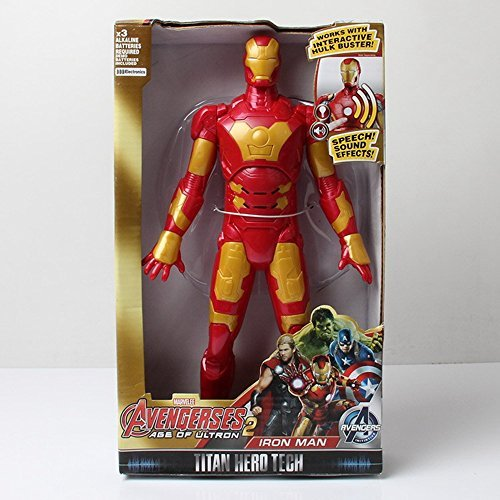 Marvel Avengers 2: Age of Ultron Superheroes Figures Pack of 6 / 11