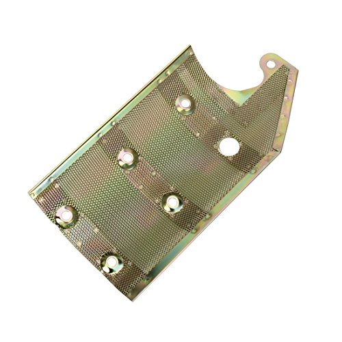Small Block Fits Chevy Screen Mesh Oil Pan Windage Tray, Zinc Plated