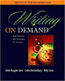 Writing on Demand: Best Practices and Strategies for Success