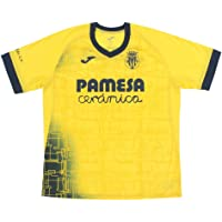 Joma Villarreal CF Training 2020-2021, Camiseta, Amarillo