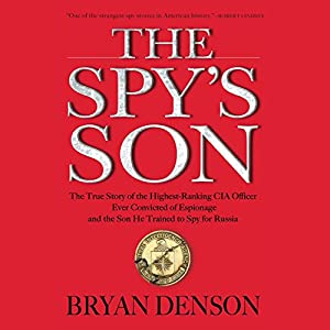 The Spy's Son Audiobook