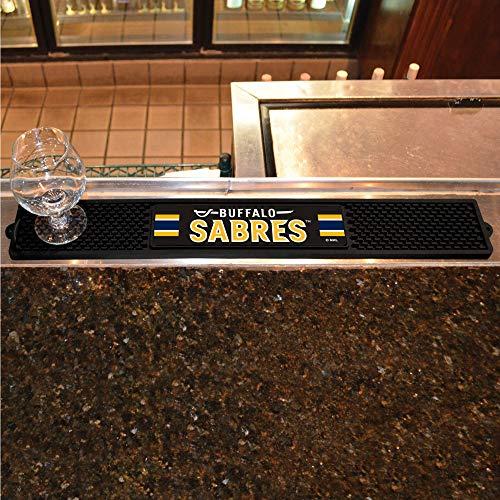 FANMATS NHL Buffalo Sabres Vinyl Drink Mat