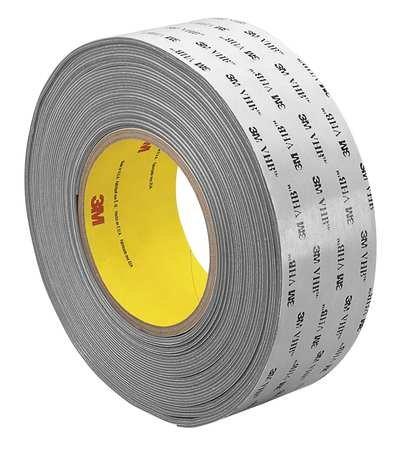 (3m Acrylic Foam Double Sided VHB Foam Tape, Acrylic Adhesive, 25.00 mil Thick, 3/4
