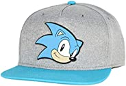 Sonic The Hedgehog Face Snapback Youth Hat
