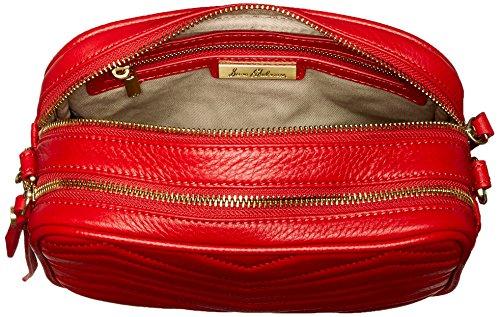 Lipstick Sam Edelman Lora Camera Bag Red SzA8zqx
