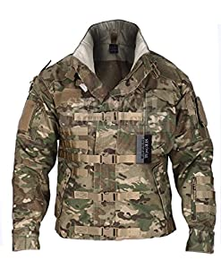 11. ZAPT 1000D CORDURA US Army Tactical Jacket Military Waterproof Windproof Hard-Shell Jackets