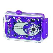 Sakar Aquashot 26690-Rite 5Mp Digital Camera with 2-Inch LCD Screen (Clear)