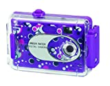 Sakar Aquashot 26690-Rite 5Mp Digital Camera with 2-Inch LCD Screen (Clear)