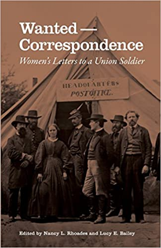 Wanted_Correspondence: Women's Letters to a Union Soldier: Nancy L ...