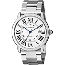 Cartier Men's W6701011 Ronde Solo Stainless Steel Watch