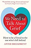 We Need to Talk About Grief