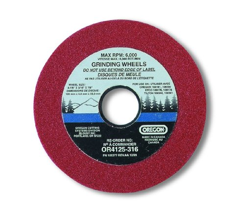 Oregon OR4125-316A Grinding Wheel Saw Chain, 3/16 Inch