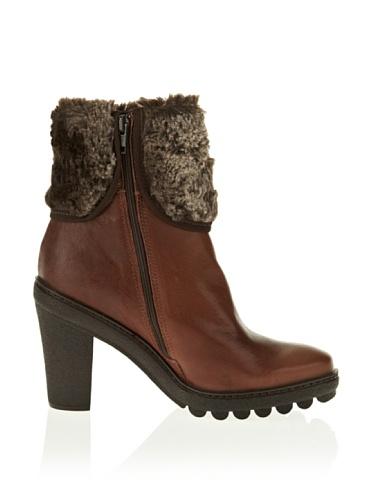Cafe Noir Boot braun EU 35 Schuhe Damen