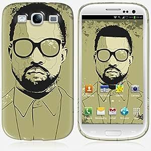 Galaxy S3 case - Skinkin - Original Design : Kany west by Besss