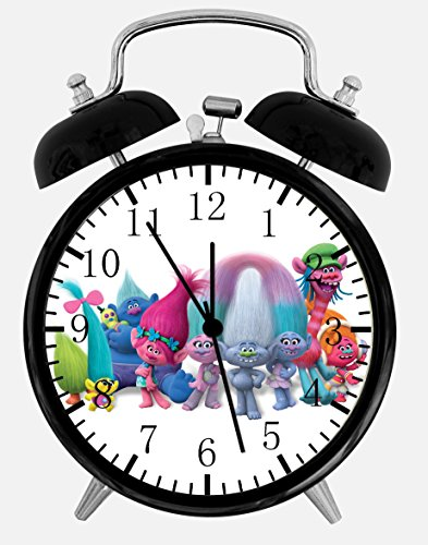 Dreamworks Trolls Childrens Alarm Clocks